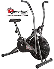 Powermax Fitness BU204 Exercise Cycle for Weight Loss at Ho
