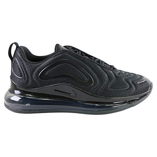 Nike Air MAX 720, Zapatillas de Atletismo para Niños, Multicolor Black/Black/Anthracite 016, 36.5...