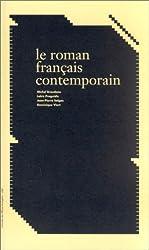 Le Roman français contemporain