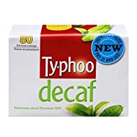 Typhoo Tea DECAF, 80-count
