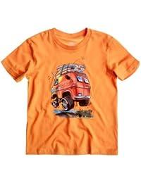Quiksilver t-shirt screenline à manches courtes pour enfant basic pour garçon