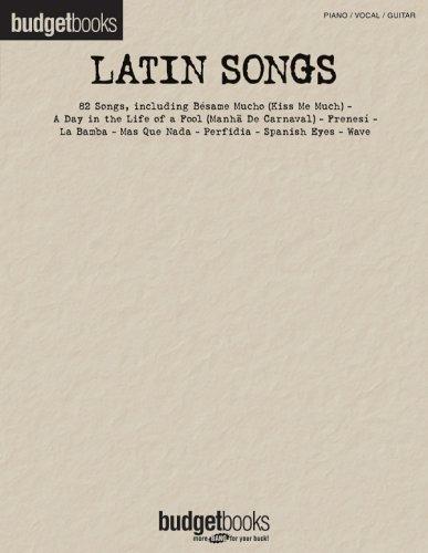 latin-songs-budget-books