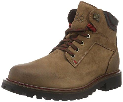 Josef Seibel Herren Chance 17 Combat Boots Castagne/Braun 873), 48 EU