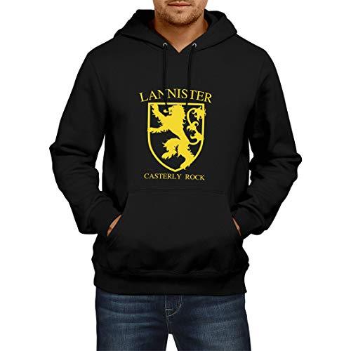 ProckFashion Lannister Hoodie Cotton Full Sleeve Hoodies_Large