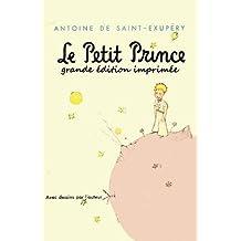 Le Petit Prince - Grande Edition Imprimee