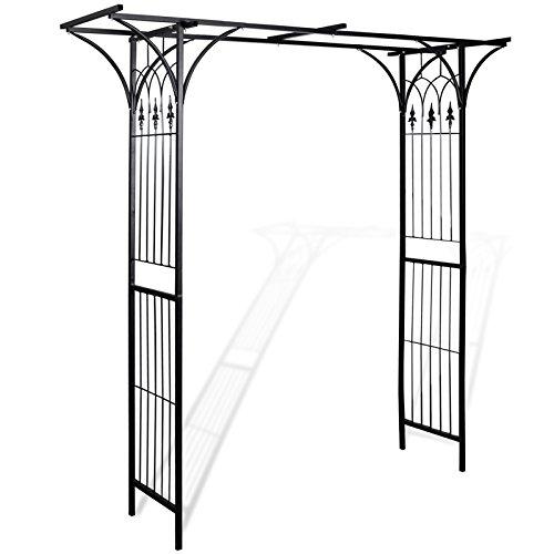 vidaXL Arco de Jardín Con Altura de 200cm