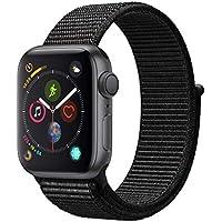 Apple Watch Series 4 (GPS, 40mm) - Space Grey Aluminium Case with Black Sport Loop