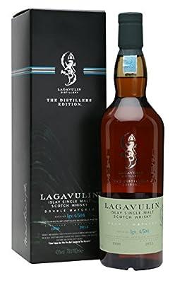 Lagavulin 1999 Distillers Edition / Bot.2015 / 70cl