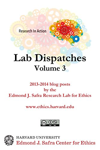 2013-14-edmond-j-safra-lab-dispatches-vol-3-english-edition