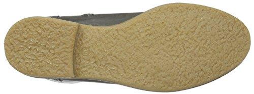 Bullboxer 683643e6l, Bottes courtes avec doublure chaude femme Gris - Grau (Grpht)