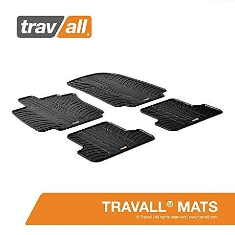 Tapis de sol en caoutchouc sur mesure - Travall® Mats TRM1002