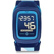 Watch Swatch Touch ZERO TWO SVQN102B NOSSAZERO2 Size S