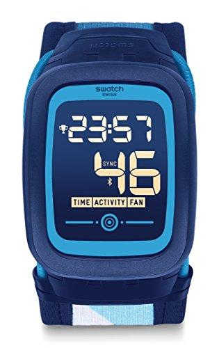 Orologio Swatch Touch ZERO TWO SVQN102B NOSSAZERO2 Taglia S