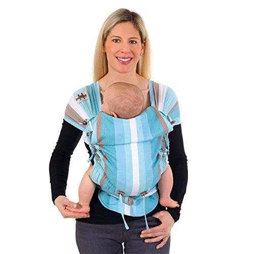 Hoppediz - Hop-Tye conversione, porta bebè con guida all'uso (lingua italiana non garantita)