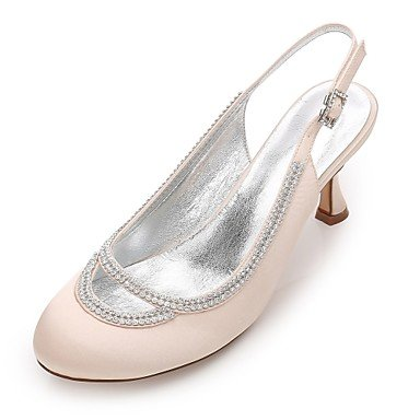 De Mariage Pour Chaussures Summer Femmes Spring Rtry Satin Comfort OXkiPZuT