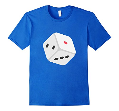 dice-emoji-t-shirt-rolling-di-roll-monopoly-craps-yahtzee-herren-grosse-3xl-konigsblau