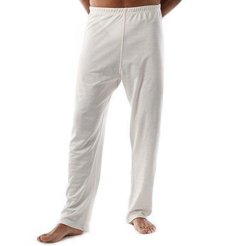 Tepso® Pantalone Comfort Uomo contro la psoriasi o la dermatite atopica / eczema Blu