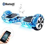 BEBK MoovWay 6.5 Inch Hoverboard - Self Balancing Two Wheels Scooter with LG