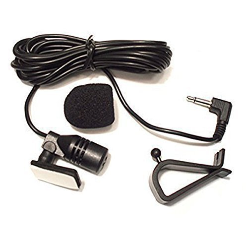 Freeauto Portable 3.5 mm Externes Mikrofon Professionelle Externe Mic für Auto Radio Auto DVD -