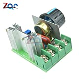 AC 220V 2000W SCR SpannungsRegler Dimming Dimmers Motor Speed Controller Thermostat elektronisches SpannungsRegler Modul