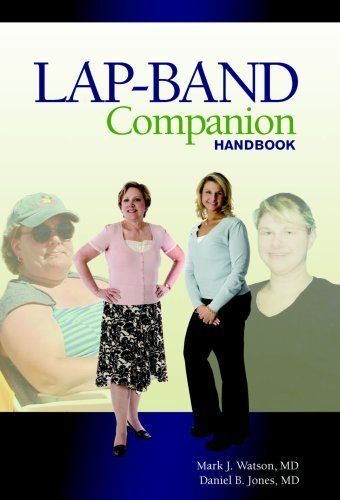 LAP-BAND Companion by Mark J. Watson, MD, Daniel B. Jones (2007) Perfect Paperback