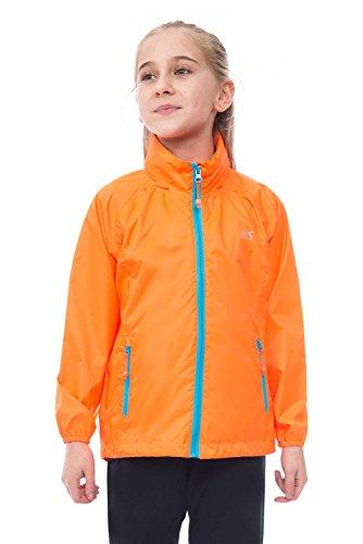 Mac in a Sac Mini Neon Waterproof Packaway Jacket