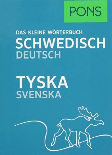PONS Das kleine Wörterbuch Schwedisch. Schwedisch-Deutsch/Tyska-Svenska