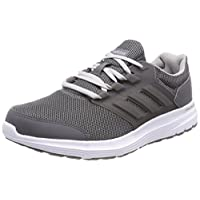 adidas Galaxy 4 Shoes Shoes - Low (Non Football) For Men Gray 43 1/3 EU (CP8827#9_Multicolor)