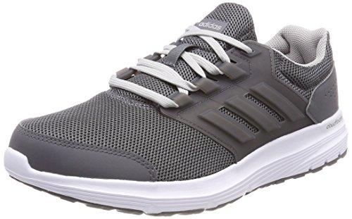 Adidas Galaxy 4 m, Zapatillas de Trail Running para Hombre, Gris (Gricin/Gricin/Gridos 000), 47 1/3 EU