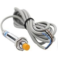 heschen inductiva Sensor de proximidad Interruptor LJ8A3–2-Z/POR detector de 2mm 6–36V 200mA PNP NO Normalmente Abierto (alambre de) 3