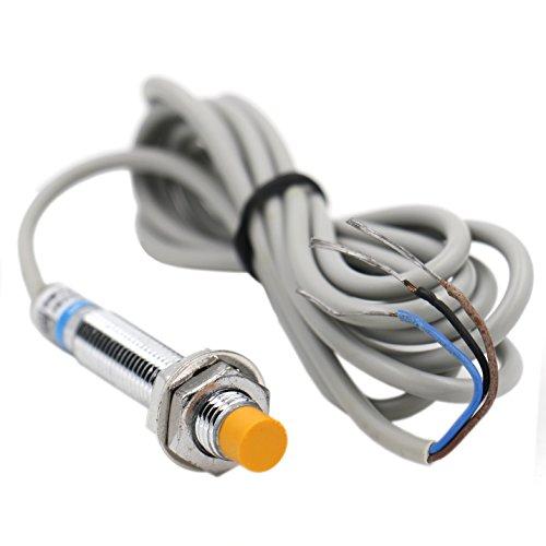 Heschen inductiva Sensor proximidad Interruptor LJ8A3-2-Z/POR