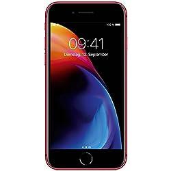 "Apple iPhone 8 4.7"" Single SIM 4G 64GB Red - Smartphones (11.9 cm (4.7""), 64 GB, 12 MP, iOS, 11, Red)"