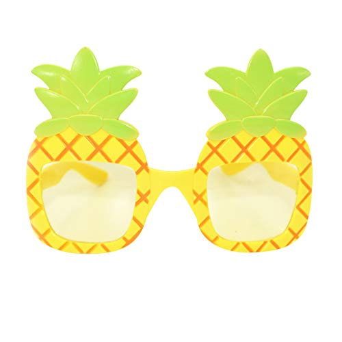 QinMM Funny Crazy Fancy Dress Brille Neuheit Kostüm Party Sonnenbrillen Zubehör
