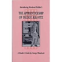 Introducing Mordecai Richler's: The Apprenticeship of Duddy Kravitz
