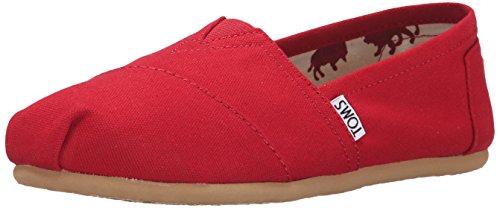 toms-toms-shoes-classics-schwarz-zapatillas-color-rojo-talla-385-6-uk