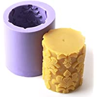 Rotondo Cilindro Xl Silicone Stampo