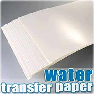 AMZ–Special Paper for Water Printing, Stickers and Inkjet, A4, 20Sheets
