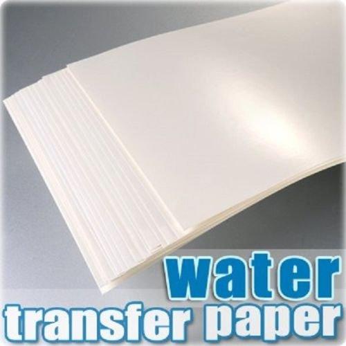 Amz - Druckerpapier,speziell für Abziehbilder, A4-Format, 20Blatt (Folie Tassen)