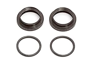 Team Associated Threaded Shock Collars, with O-Rings