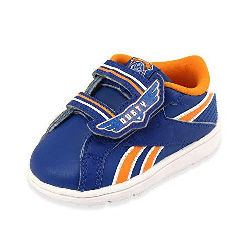 DISNEY PLANES COURT 2V BLU - Chaussures Bébé Garçon Reebok
