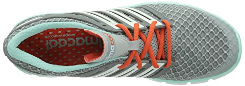 Folli Adidas chiaro Performance Climacool Esecuzione Unisex Grigie Scarpe O xRERw