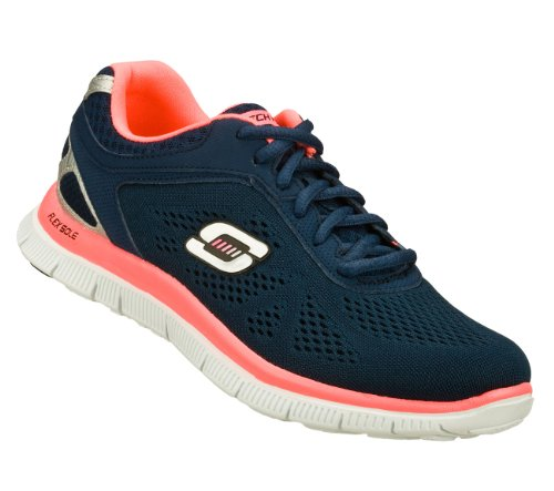 Skechers - Flex Appeal Love Your Style, Sneakers da donna NVHP