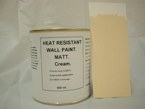 1-x-500ml-matt-cream-heat-resistant-wall-paint-wood-burner-stove-alcove-brick-concrete-plaster-cemen