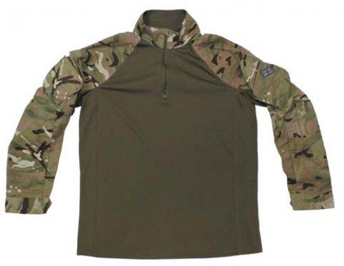 Britisches Combat Shirt Britisch MTP