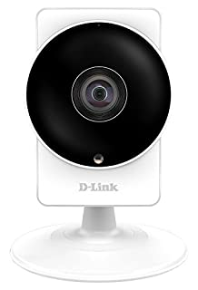 D-Link DCS-8200LH Videocamera di Sorveglianza HD, Wireless AC, Visuale Panoramica da 180°, Bianco/Nero (B00PVD1MS0) | Amazon price tracker / tracking, Amazon price history charts, Amazon price watches, Amazon price drop alerts