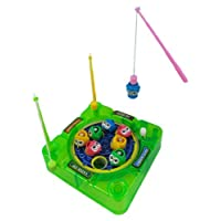 Pocket-Travel-Wind-Up-Magnetic-Fishing-Game-Assorted-colors