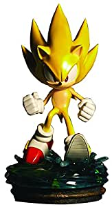 Figurine 'Sonic the Hedgehog' : Modern Super Sonic