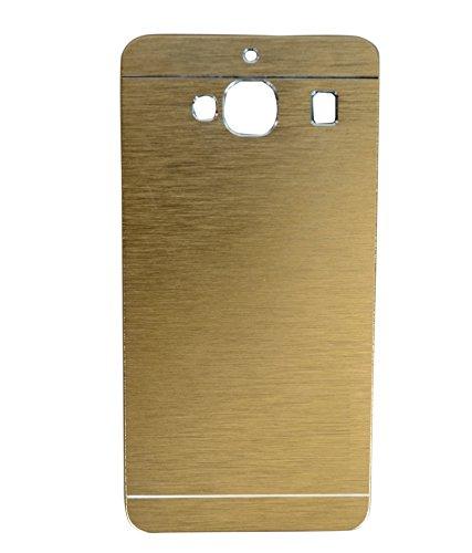 Mercator Motomo Back Cover for Xiaomi Redmi 2 (Gold)