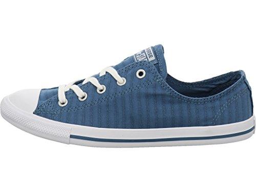 Converse Mandrini Ballerina 551656C grigio Dainty All Star Ballet Lace mouse Bianco Nero Costa Azzurra