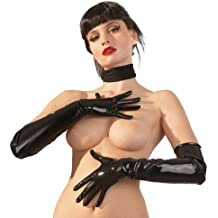 fetisch gummihandschuhe bondage in latex